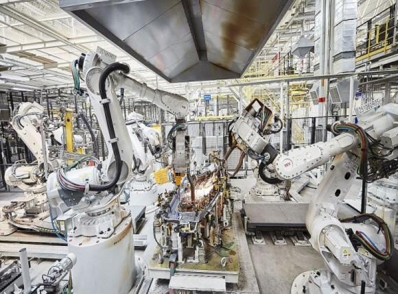 گزارش شرکت ABB در سال 2019 در حوزه رباتیک
