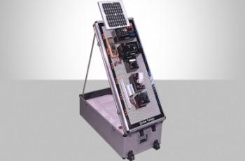 مجموعه آموزشی خورشیدی کیفی پاورکیس  QVS-PWC