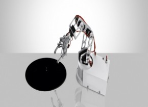 ربات آموزشی پژوهشی
