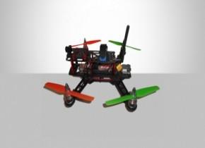 ربات پرنده QVR-QUAD-A
